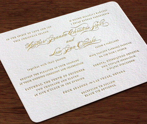 Bilingual Wedding Invitations correctly perfect ideas for your invitation layout