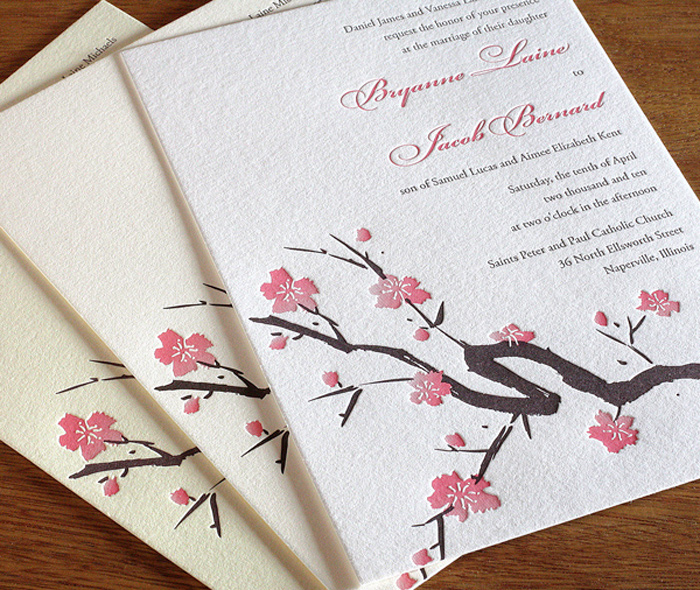 Charming Invitations By Ajalon