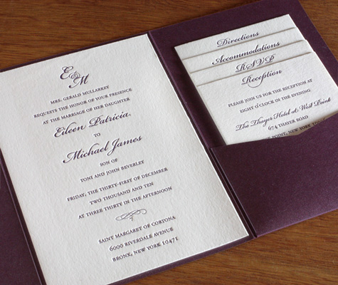 Wedding Invitation Folders can inspire you to create best invitation template