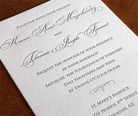 Formal Wedding Invitation Designs Traditional Wedding Invitations For Royal Brides