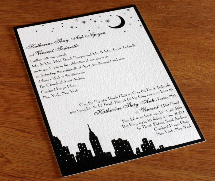wedding invitations vietnamese wording  wedding invitation ideas, invitation samples