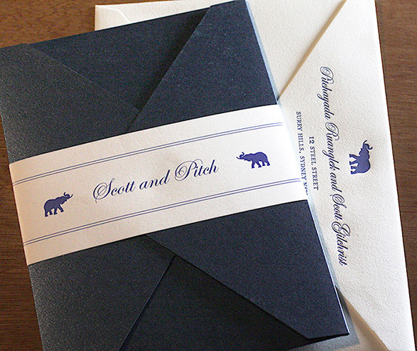 Thai Wedding Gifts: Bangkok – Thai Wedding Invitation Design