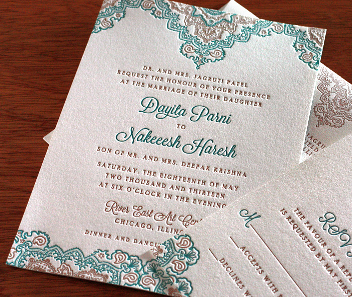 Indian Wedding Invitation Card Design Gallery Dayita Invitations