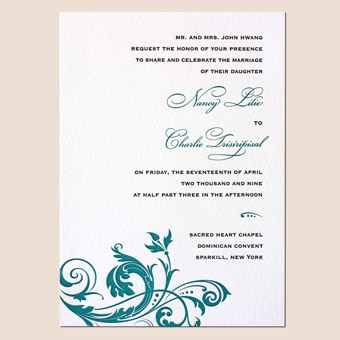 Modern Wedding Invitation Poems : Modern Wedding Invitations For Your Relation cheap custom wedding ...