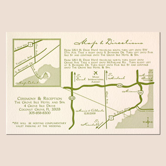 wedding invitations include directions 28 images sle lace and