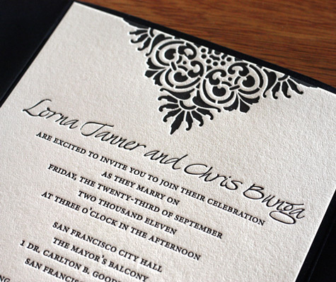 including parents names in invitation wording letterpress wedding