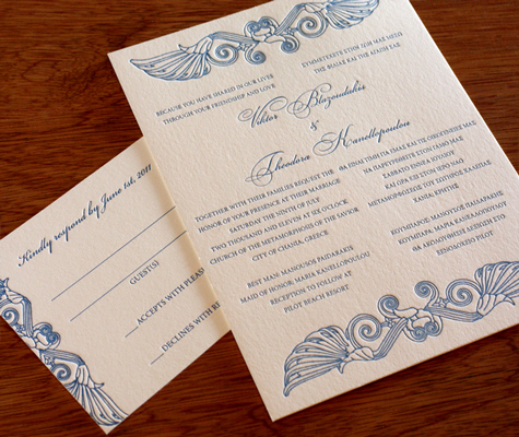 Bilingual Wedding Invitations is the best ideas you have to choose for invitation example