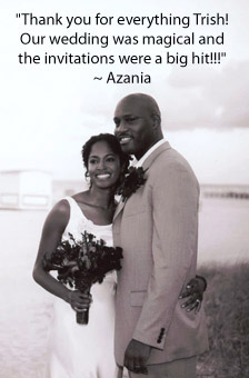 Azania Wedding Photo