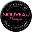 As seen in Wedding Nouveau Magazine