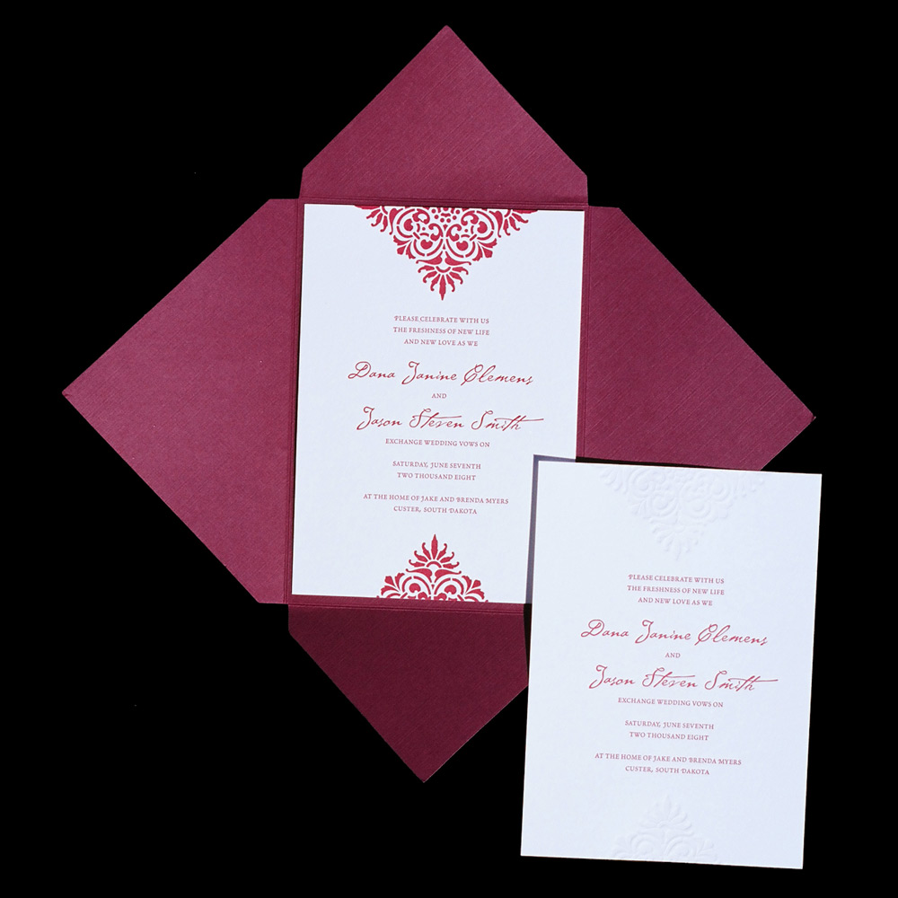 Alternatives To Double Envelopes For Your Wedding
