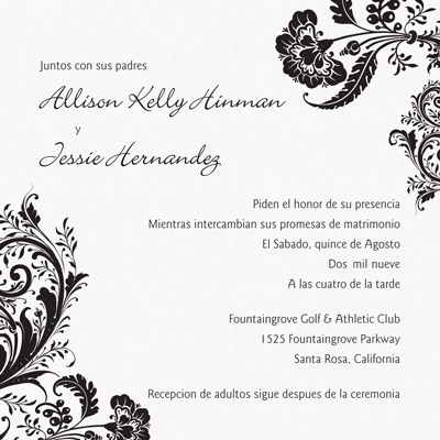Bilingual Letterpress Wedding Invitations What You Need To Know