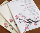 letterpress papers, paper, wedding invitation