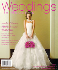 Invitation Ideas - Weddings in Houston Magazine